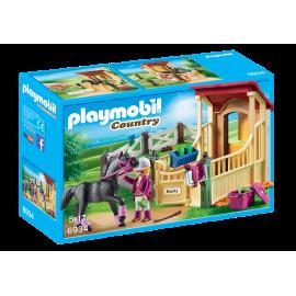 Playmobil - Hestestald med Ara