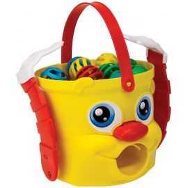 Mr. Bucket Spillet