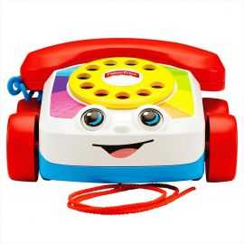 Fisher Price - Chatter legetøj