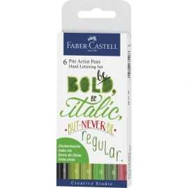 Faber-Castell- Hand Lettering,