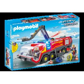 Playmobil - Lufthavnsbrandbil