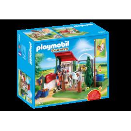 Playmobil - Hestevaskeplads