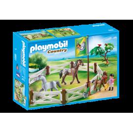 Playmobil - Hestefold