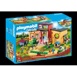 Playmobil - Dyrehotellet Lille