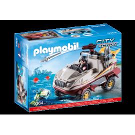 Playmobil - Amfibiekøretøj