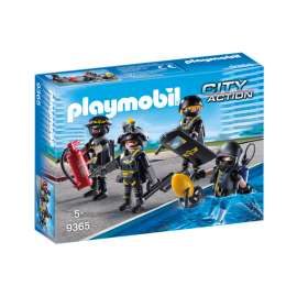 Playmobil - SWAT Team