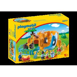 Playmobil - 1.2.3 - Zoo