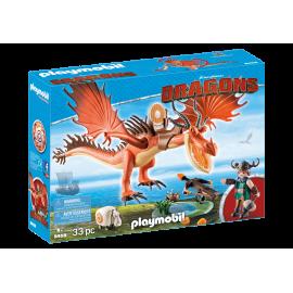 Playmobil - Dragons - Snotfjæs