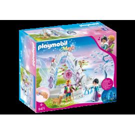 Playmobil - Krystalport til vi