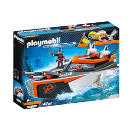 Playmobil - SPY TEAM Turboskib