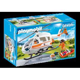 Playmobil - Redningshelikopter
