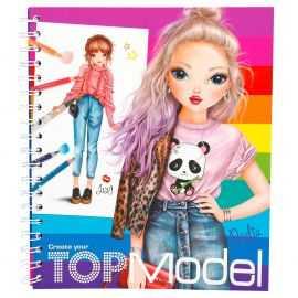 Top Model - Designbog