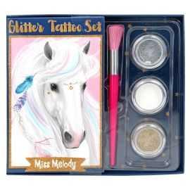 Miss Melody - Glitter Tatoveri