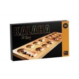 Alga - Kalaha i træ med glasku