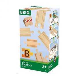 BRIO - Begynder skinne pakke