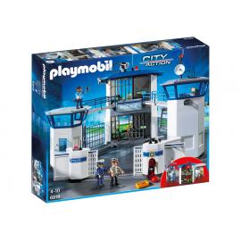 Playmobil - Politistation