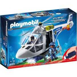 Playmobil - Politihelikopter