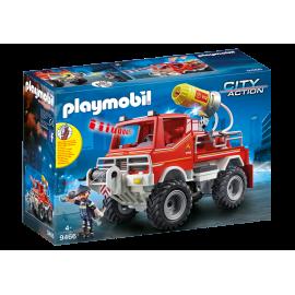 Playmobil - Brandbil
