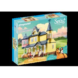 Playmobil - Lucky's glade hjem