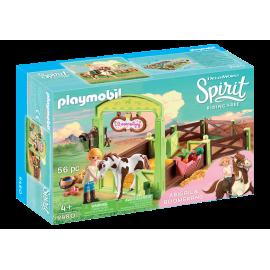 Playmobil - Hesteboks - Abigai