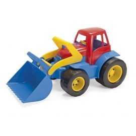 Dantoy - Traktor med Plastik H