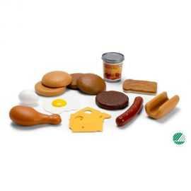 Dantoy - Play Food - Mixed Foo