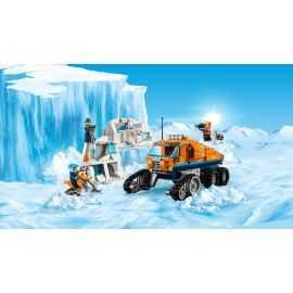 LEGO City - Polarspejderfartøj
