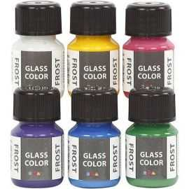 Glass Color Frost - 6x35ml