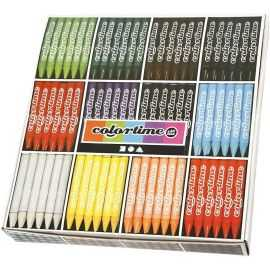 Colortime - Farvekridt