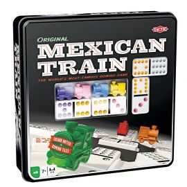 Tactic - Mexican Train i Tinbo