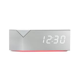 Witti BEDDI Charge vækkeur (hvid)