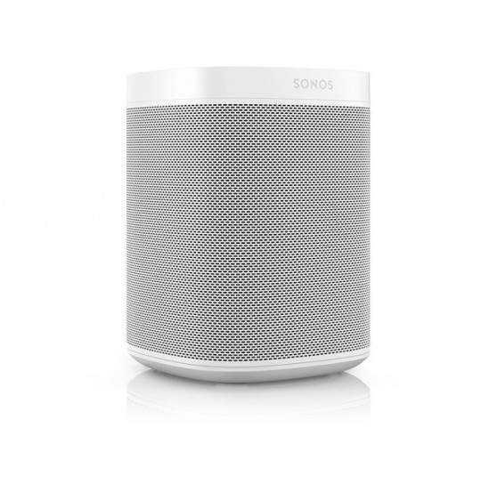 Sonos One Gen 2 højttaler (hvid)