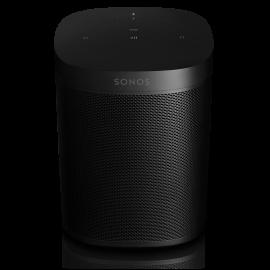 Sonos One Gen 2 højttaler (sort)
