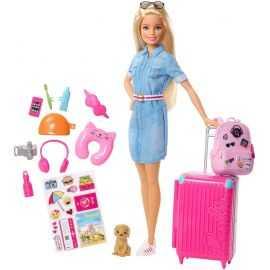 Barbie - Rejse Dukke