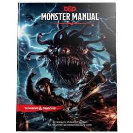 Dungeons & Dragons - Monster M