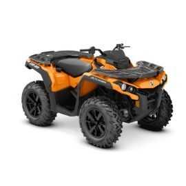 ATV Outlander DPS orange1000R
