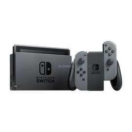 Nintendo Switch spillekonsol grå
