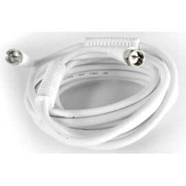 Antenneledning m/F-stik&ferrit 1m