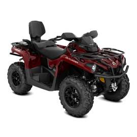 ATV OutlanderMX intense red650