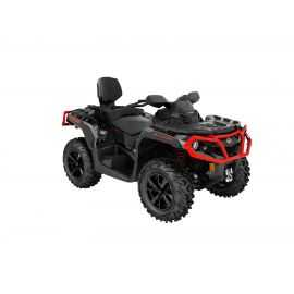 ATV Outlander MX black/red850