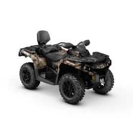 ATV Outlander MX mossy850