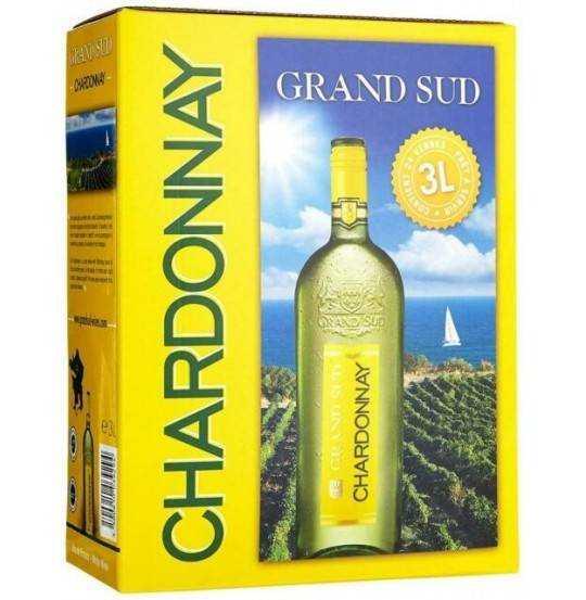 GRAND SUD CHARD. BIB