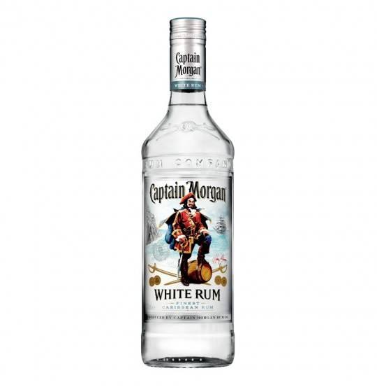 CAPTAIN MORGAN WHITE 37,5%