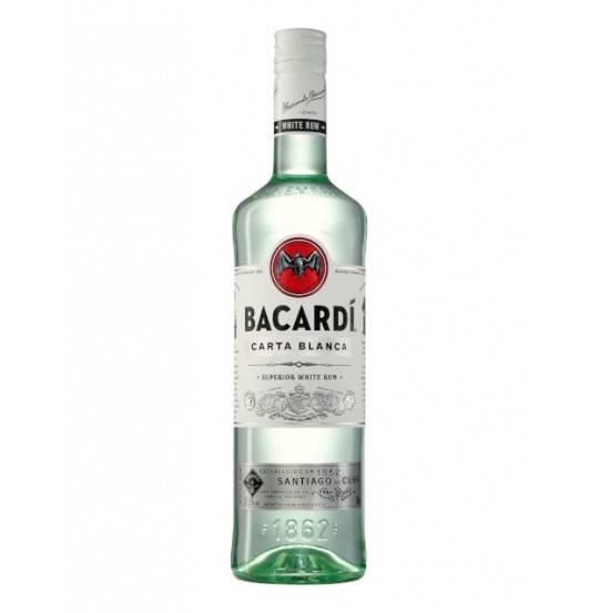 BACARDI CARTA BLANCA 37,5%