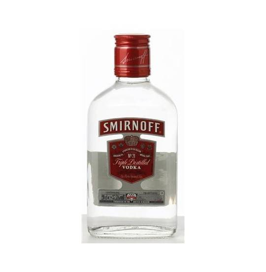 SMIRNOFF VODKA RED 37,5%
