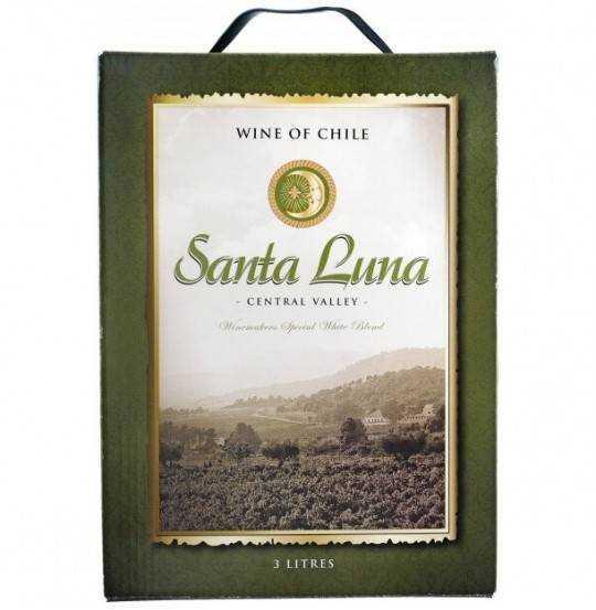 SANTA LUNA WHITE BL.