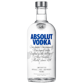 ABSOLUT VODKA BLUE 40%