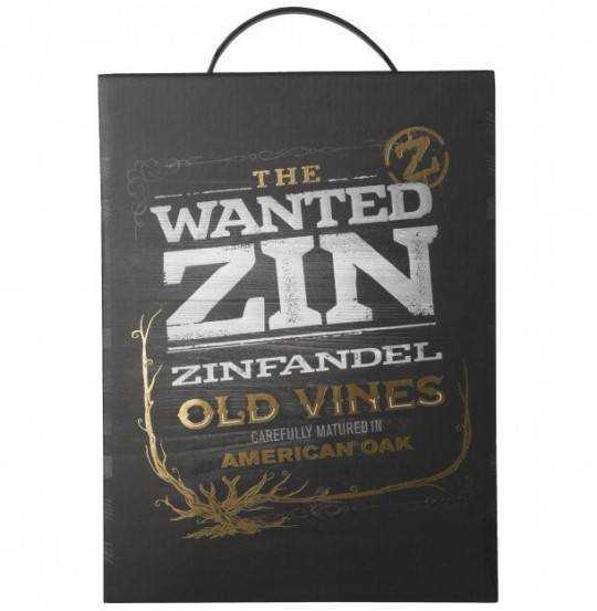 THE WANTED ZIN BIB