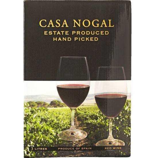 CASA NOGAL RED WINE