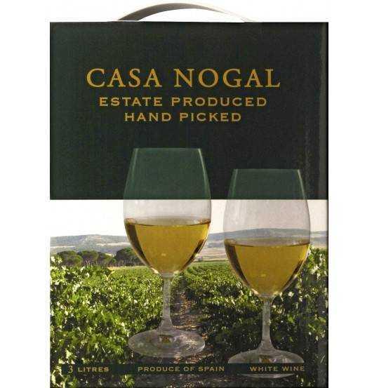 CASA NOGAL WHITE